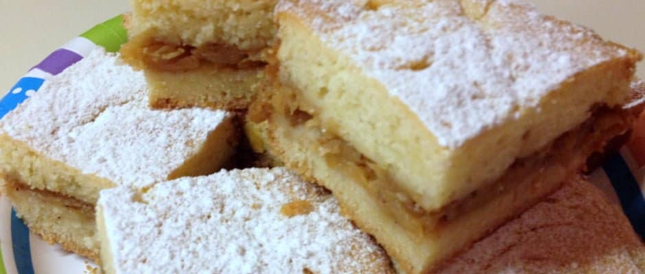 Apple Pie- Romanian Style