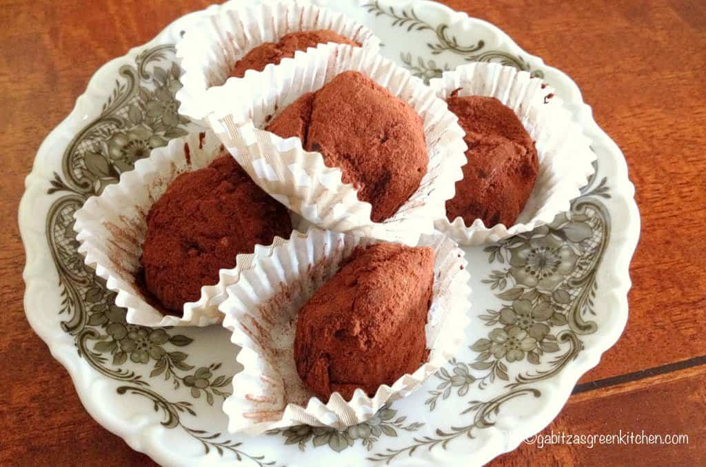 Bacon Chocolate Truffles
