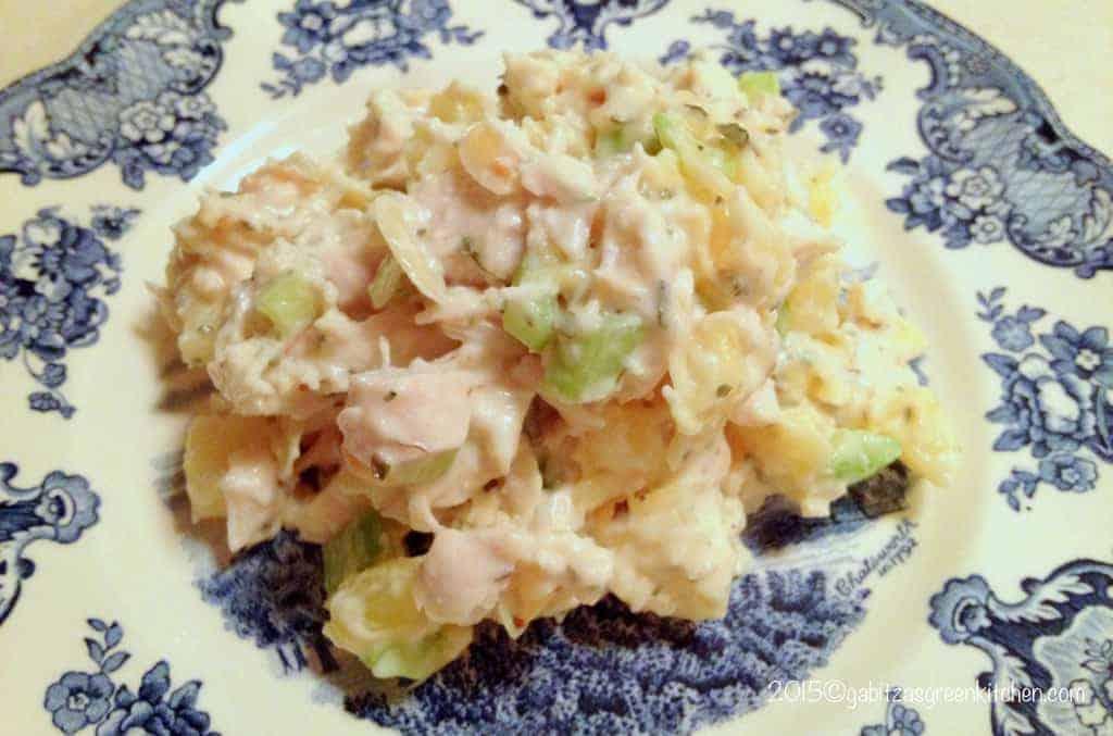 Salata de Pui cu Ananas si Apio