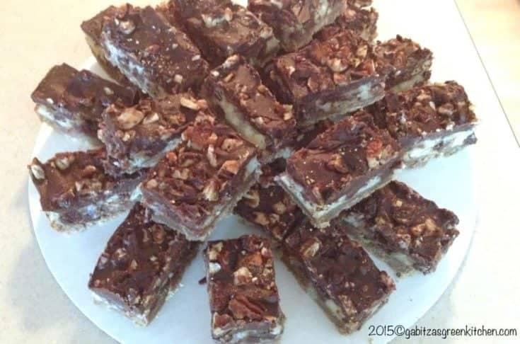 Prajitura Austriaca Cu Branza Philadelphia Si Ciocolata