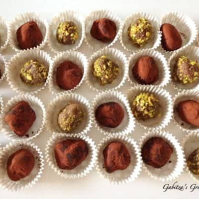 Trufe de Ciocolata