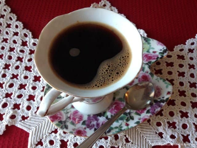 How To Prepare Traditional Turkish Coffee