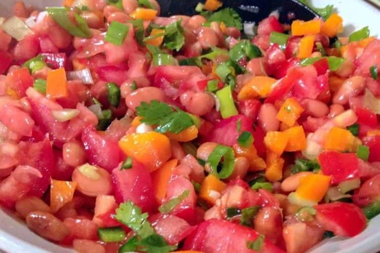 Salata Mexicana De Fasole Boabe