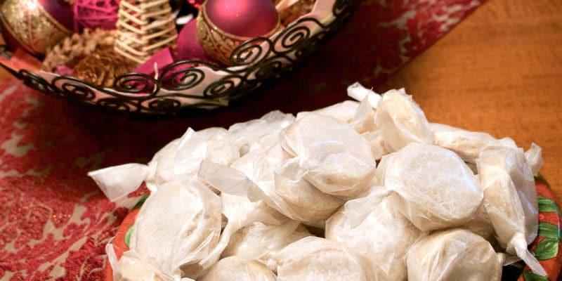 Polvorones Cu Lamaie-Fursecuri Traditionale Spaniole